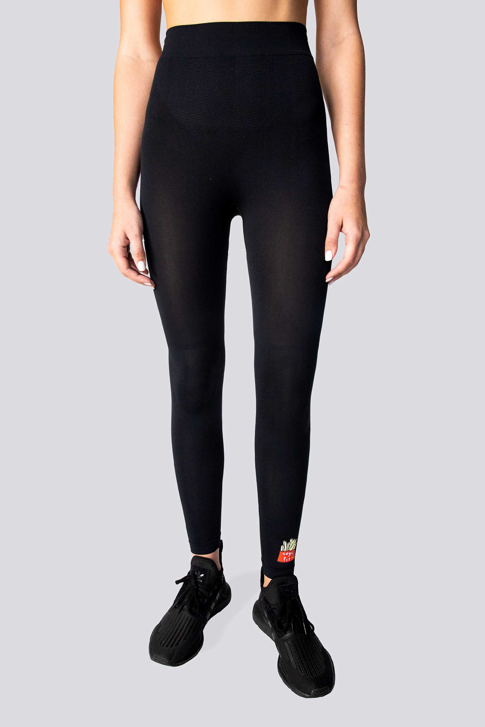 EDGII FIT⁺ basic chips logo legging