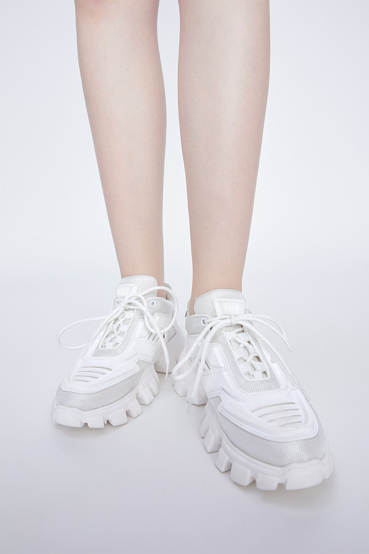Loveocado thick sole chunky Sneakers